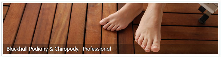 Blackhall Podiatry and Chiropody